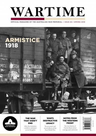 Wartime magazine issue 84