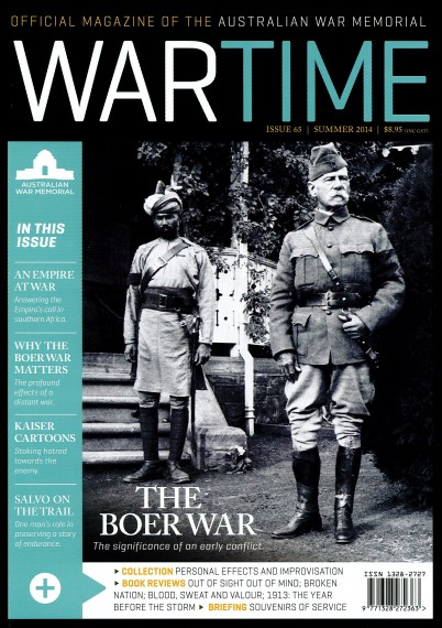 Wartime magazine issue 65