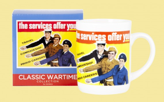Mug: The services offer you