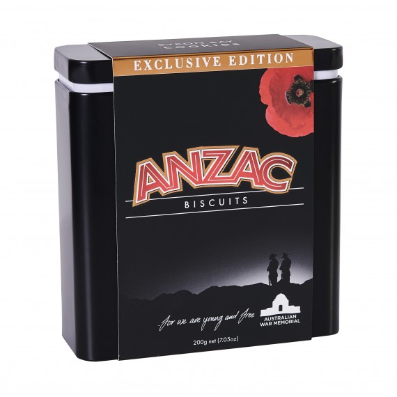 Biscuits: Anzac biscuits by Byron Bay Cookie Company, 200g