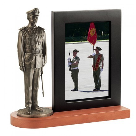Photo frame: RMC Cadet, Duntroon Canberra