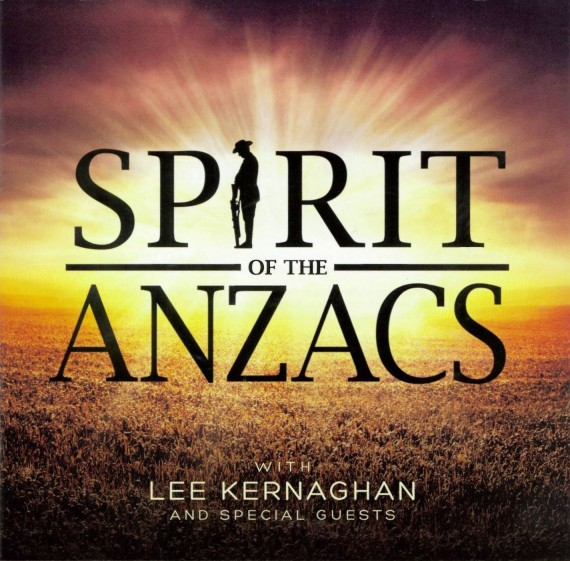 Spirit of the Anzacs (CD)