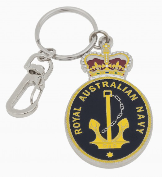 Keyring: Royal Australian Navy badge