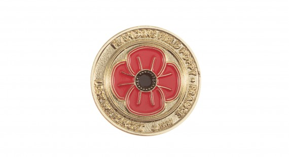 Commemorative coin: Red poppy