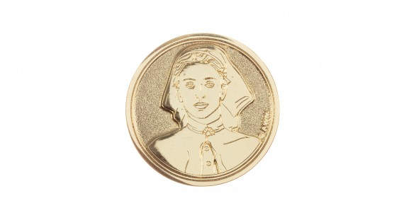 Commemorative coin: Nurses