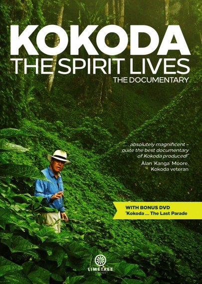 Kokoda: the spirit lives [DVD]