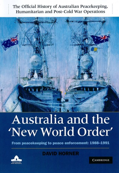Australia and the 'New World Order'
