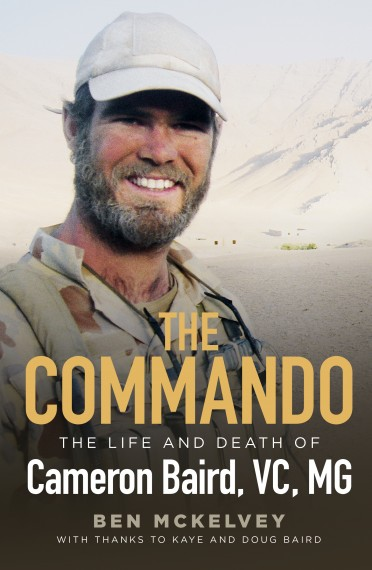 The Commando [hard cover]