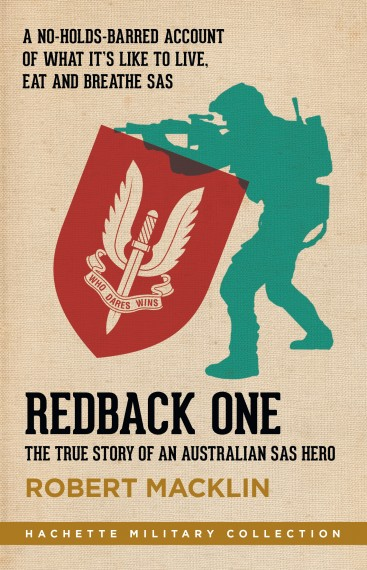 Redback One: the true story of an Australian SAS hero