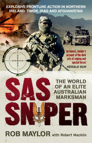 SAS Sniper: the world of an elite Australian marksman
