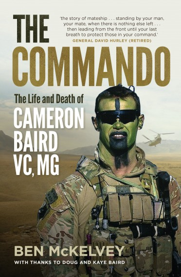 The Commando [soft cover]