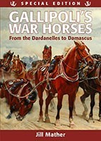 Gallipoli's war horses: from the Dardanelles to Damascus