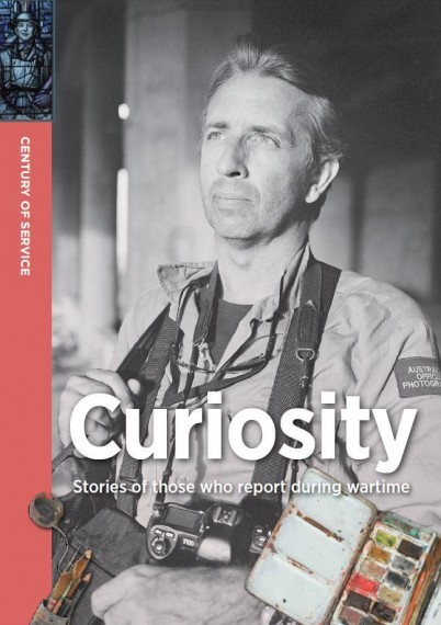 Curiosity: stories of those who report during wartime