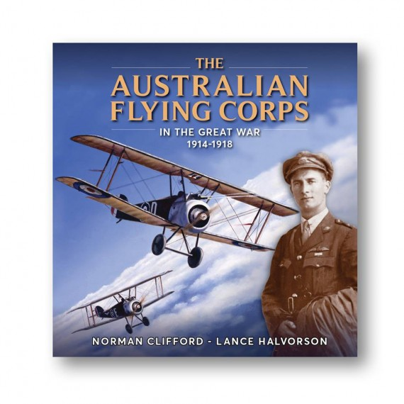 The Australian Flying Corps in the Great War 1914-1918