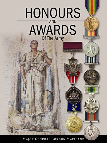 Honours and awards of the Army