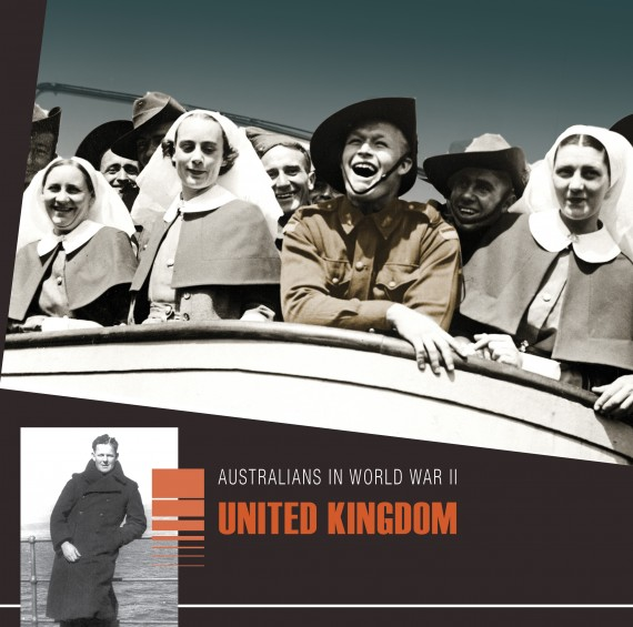 Australians in World War II: United Kingdom