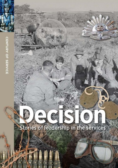 Decision: stories of leadership in the services