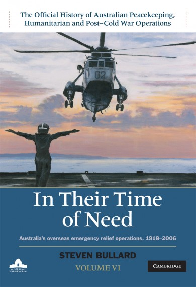 In their time of need: Australia's overseas emergency relief operations, 1918-2006
