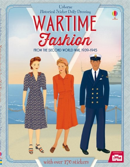 Sticker dressing: wartime fashion from the Second World War, 1939-1945