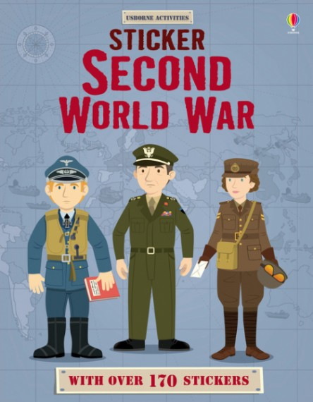 Sticker dressing - Second World War