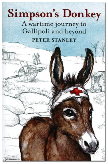 Simpson's Donkey: a wartime journey to Gallipoli and beyond