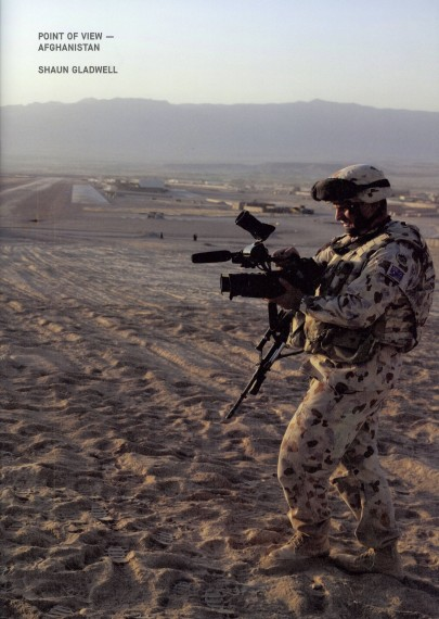 Point of view: Afghanistan - Shaun Gladwell