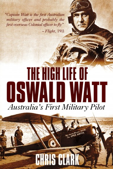 The high life of Oswald Watt