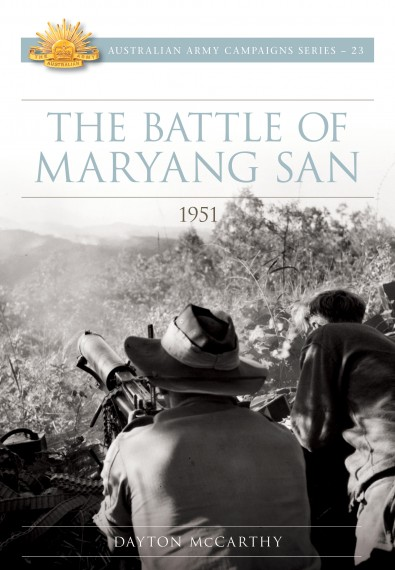The Battle of Maryang San 1951