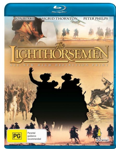 The lighthorsemen Blu-ray disc