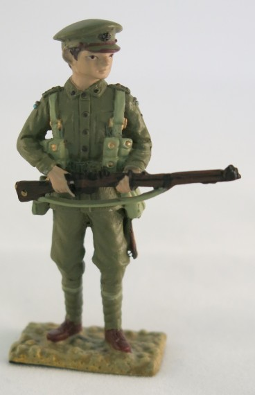 Little Digger Collectables: Australian soldier, Gallipoli 25th April 1915