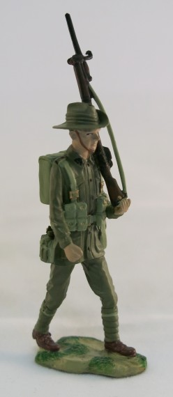 Little Digger Collectables: Australian Soldier, Marching 1914