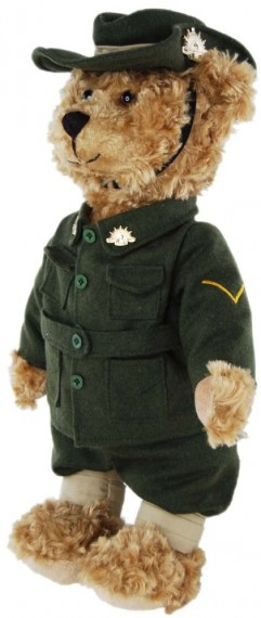 Bear: First World War Digger