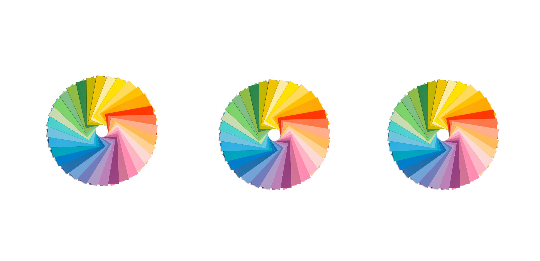 Colour wheels