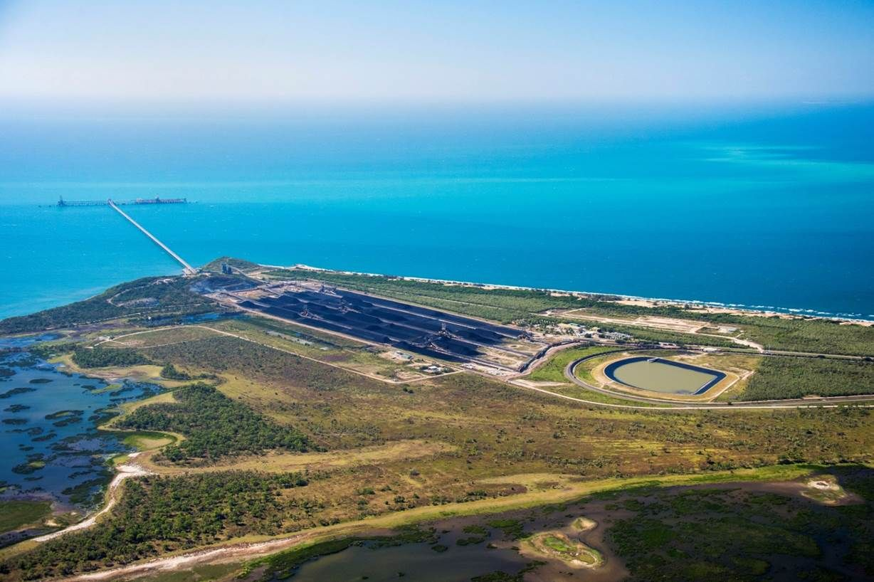 Explore the Port of Abbot Point
