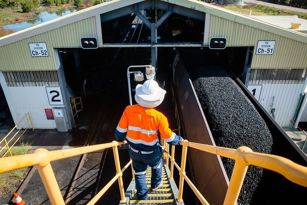 Train in-loading
