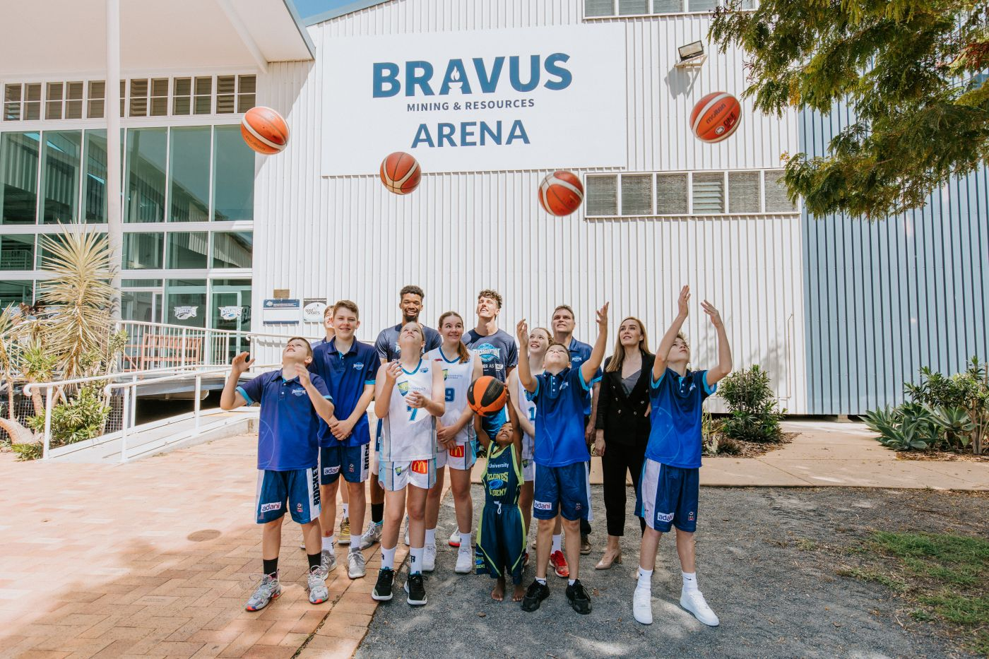 Bravus and Rockhampton Basketball partnership a slam dunk