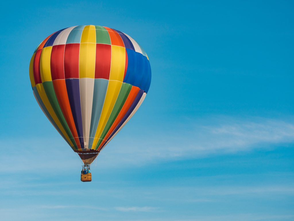 Money saved on overpriced funerals allows families to plan more personalised send-offs like ashes scatterings from a hot air balloon.