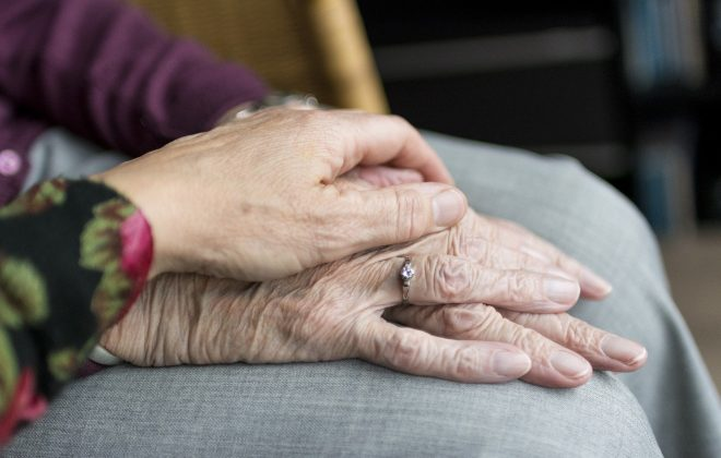 A death doula acts as a companion for the dying.