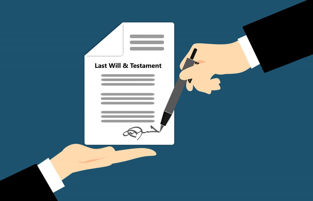 The laws of dying intestate determine what happens to your estate if you die without a Will.