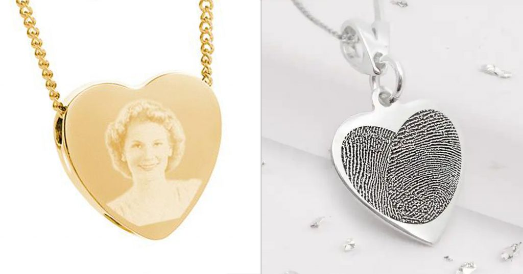 Memorial jewellery can keep loved ones close to you always.