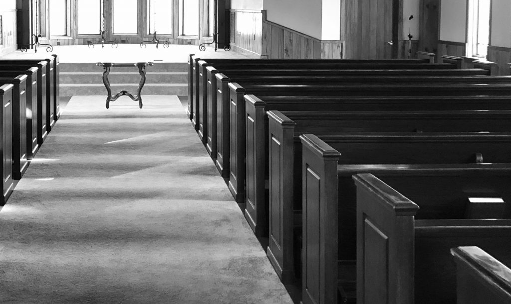 A cemetery's chapel can be booked privately to hold a funeral service, without a funeral director.