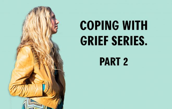 Coping With Grief Series Part 2: Experiencing grief after the death of my husband