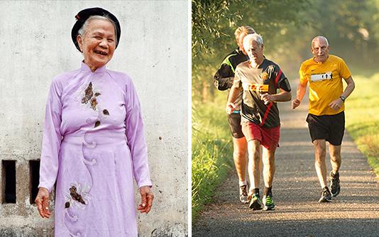 bucket list ideas: Choose your funeral outfit or run a marathon