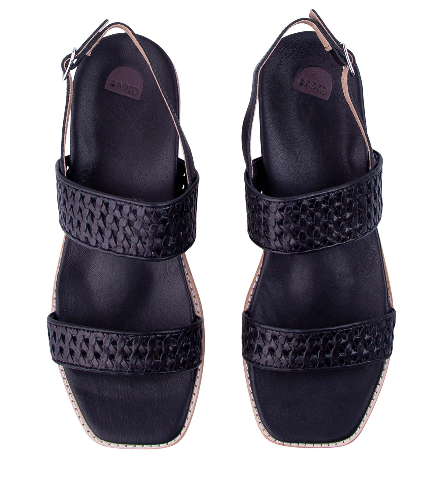 Bared Shoes: A revolution in footwear. Men's and women's