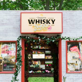 Image for the post Nikka Whisky takes over Door Knock