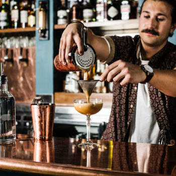 Image for the post The world's best cities for flair bartending