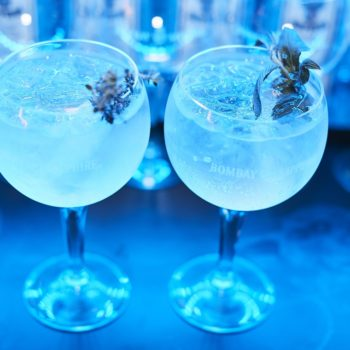 Image for the post Bombay Sapphire pops-up at MCA for Vivid