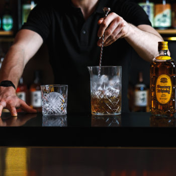 Image for the post An unequivocally Australian brandy – for bartenders