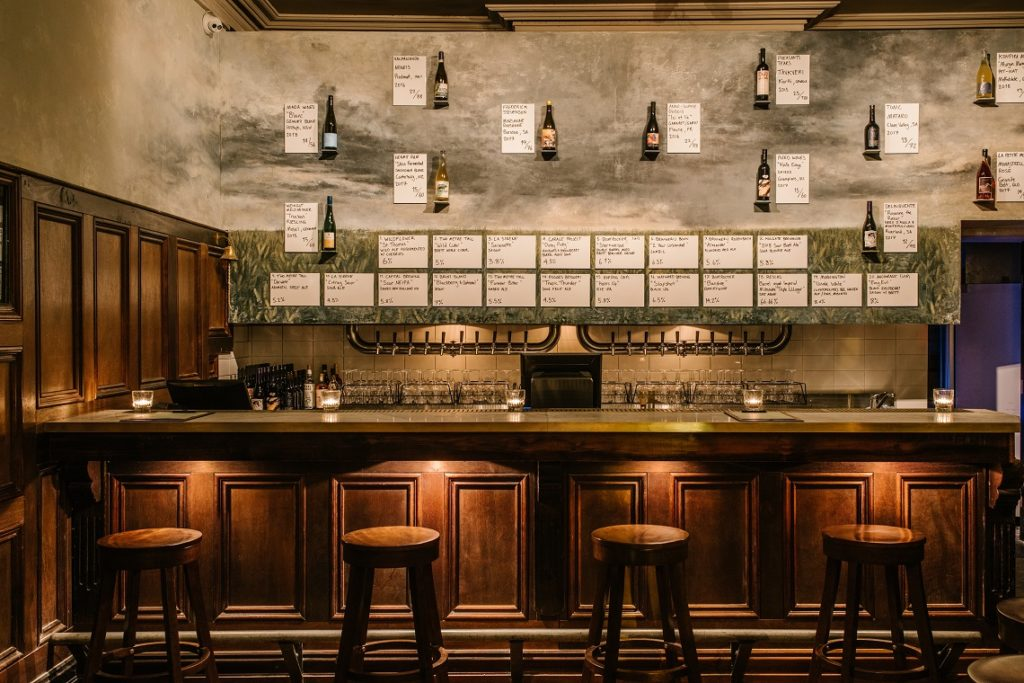Awe Inspiring Wild Ale And Natural Wine Bar Opens In Darlinghurst Bars Alphanode Cool Chair Designs And Ideas Alphanodeonline