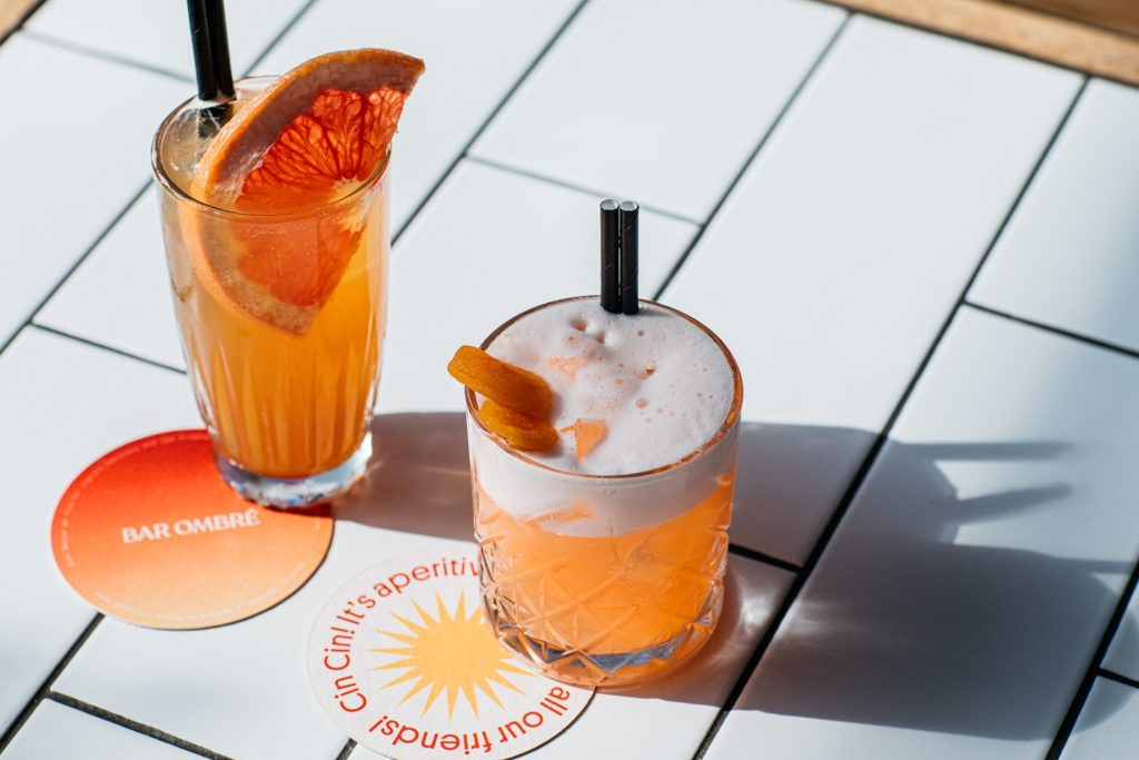 Image for the post Bar Ombré opens in Circular Quay